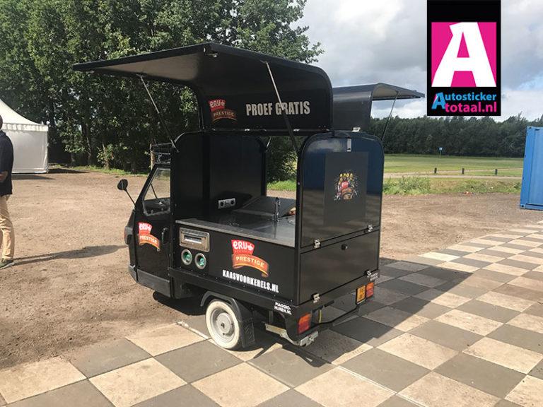 Piaggio Ape Stickers – ERU Kaasfabriek Woerden