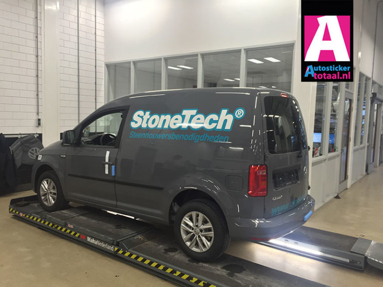 Volkswagen Caddy Stickers – StoneTech Zeist